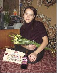 Russian girls enjoy receiving gifts.
