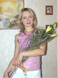 Russian girls receiving your gifts.