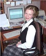 Helen Bessonova, Togliatti, Russia, Office Manager for A Volga Girl. Helen has answers to most all of your questions about Russian girls.
