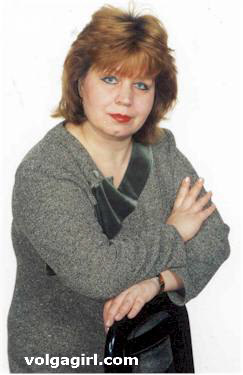 Galina is a 56 year old Russian girl who has registered with mail order bride agency A Volga Girl in the hopes of receiving email correspondence from you.