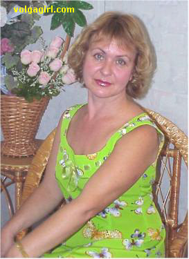 Irina is a 54 year old Russian girl who has registered with mail order bride agency A Volga Girl in the hopes of receiving email correspondence from you.