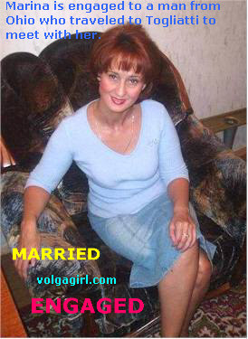 Marina is a 54 year old Russian girl who has registered with mail order bride agency A Volga Girl in the hopes of receiving email correspondence from you.