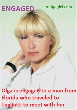 Olga is a 49 year old Russian girl who has registered with mail order bride agency A Volga Girl in the hopes of receiving email correspondence from you.