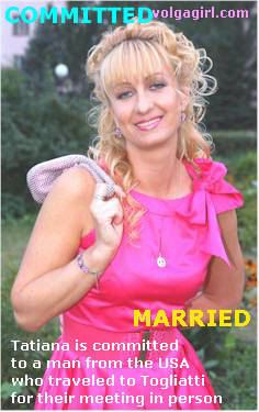 Tatiana is a 47 year old Russian girl who has registered with mail order bride agency A Volga Girl in the hopes of receiving email correspondence from you.